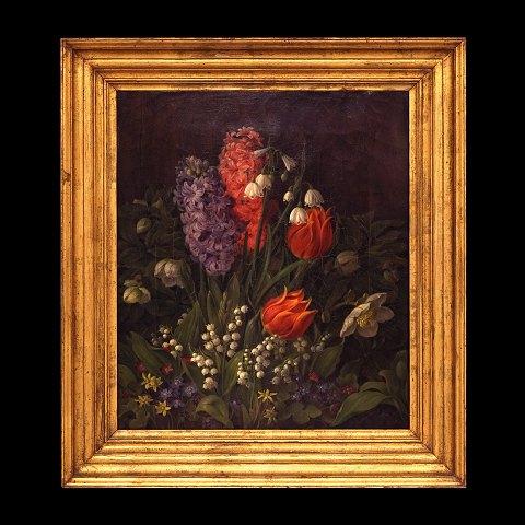 blomster dronningens tværgade